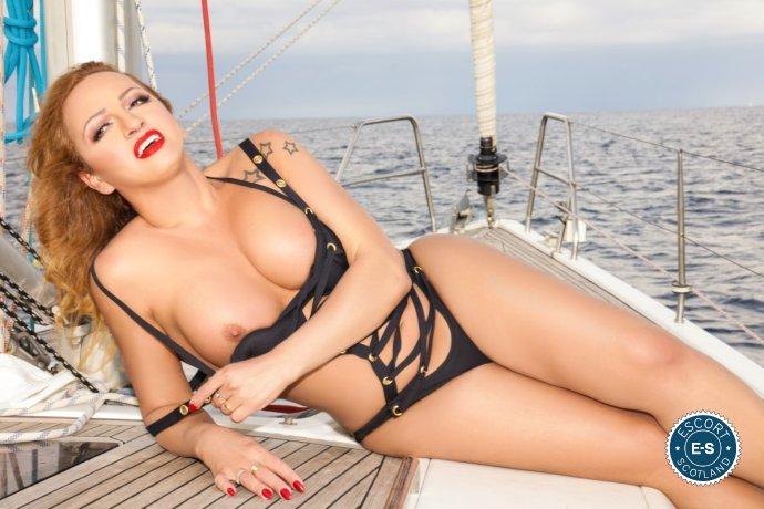 Spend some time with TS Karla in Edinburgh; you won't regret it