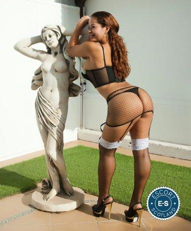 Sara Latina is a super sexy Spanish escort in Aberdeen