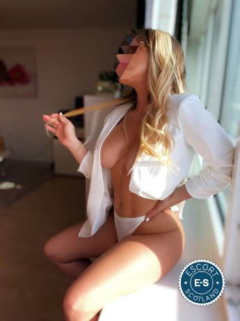 Hot Blond Sara is a super sexy American Escort in Glasgow City Centre