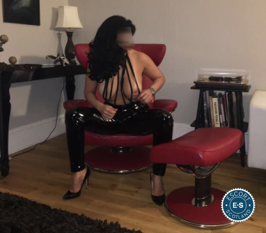 Spend some time with Hot Leila in Falkirk Town; you won't regret it
