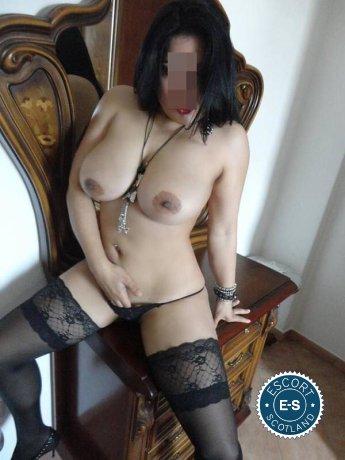 Monica Latina is a sexy Spanish escort in Dunfermline, Fife
