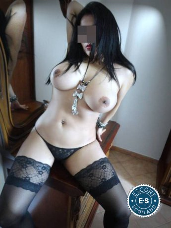 Monica Latina is a sexy Spanish escort in Dunfermline, Fife