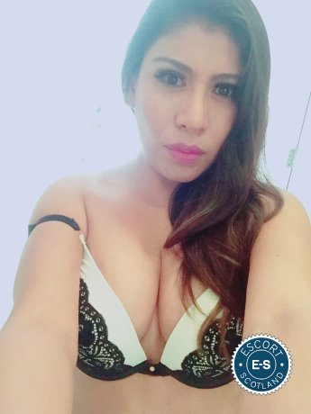 Lexxy Lopez is a hot and horny Mexican escort from Aberdeen