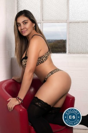 Jesika le Bond is a sexy Spanish Escort in Dundee