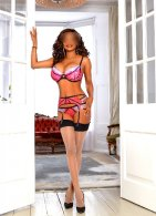 Jina - escort in Edinburgh