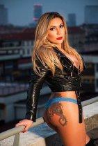 Fernanda Lima TS - escort in Glasgow City Centre