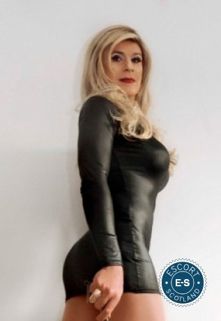 TV Dinna Ferrary is a very popular Portuguese escort in Falkirk Town, Falkirk