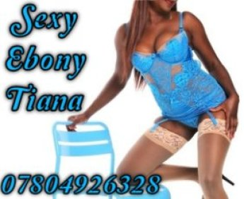 Miss Tiana George - escort in Edinburgh