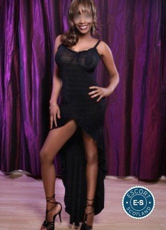 Jina is a super sexy Caribbean escort in Edinburgh